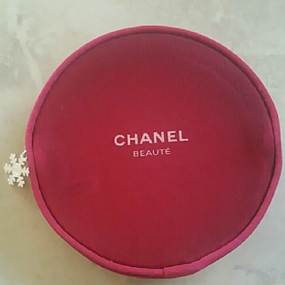 f40962a64c59 CHANEL Bags | Authentic Cosmetic Bag Nwot | Poshmark